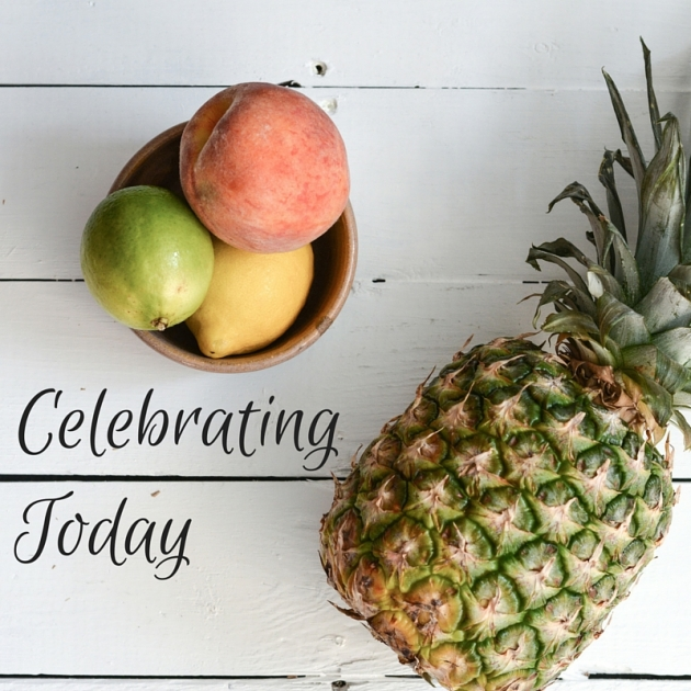 10 ways to celebrate today