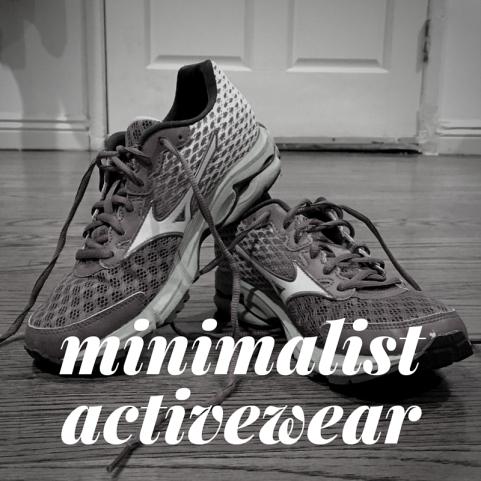 minimalist activewear